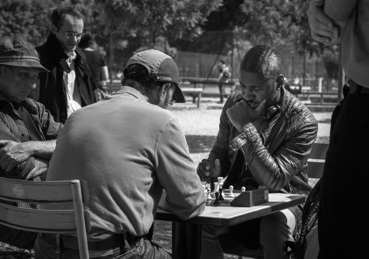 Paris – Jardin du Luxembourg