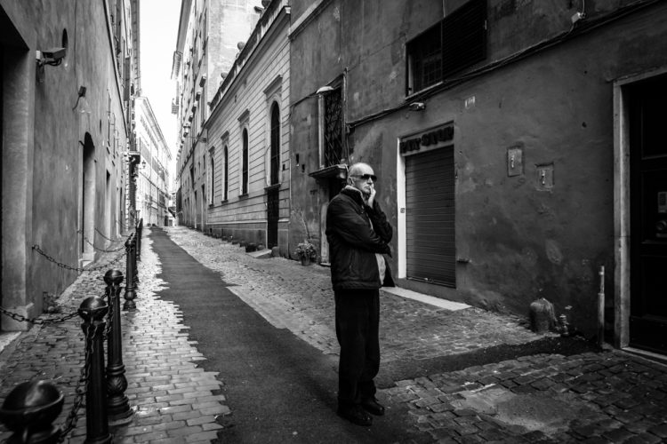 Gesture in Street Photography